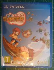 Ice Cream Surfer (Sony PlayStation Vita) Brand New Sealed Free Postage Rare