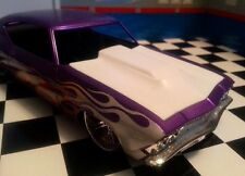Resin L88 Hood for '69 Chevelle AMT 1/25 NEW!