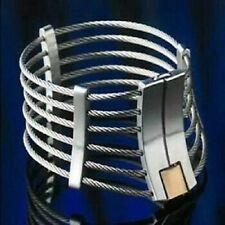 Fetish Bondage Stainless Steel Cleopatra Neck Posture Collar SMN1075