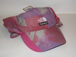 SUPREME The North Face Sunshield Hat Cap MULTICOLOR Adjustable NEW! S/S 2020