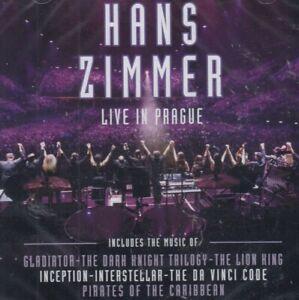 Hans Zimmer / Live in Prague (Prag) (2 CDs, NEU! Original verschweißt, NEW)