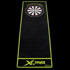 TW24 xQMax Turnier - Matte 237x80cm Dartteppich Dartteppiche Darts