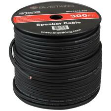 12 AWG 2-Conductor Speaker Cable Wire 300 Ft Spool - SPC1X12-300