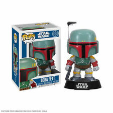 Boba Fett Star Wars TV, Movie & Video Game Action Figures