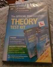 THE OFFICIAL DSA COMPLETE THEORY TEST KIT.PC/MAC.NEW AND SEALED.
