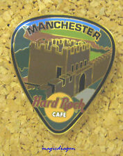 Hard Rock Cafe MANCHESTER Scenic Pic Pin .