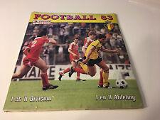 ALBUM FIGURINE PANINI BELGIO 1983 CALCIATORI SIGILLATO SEALED BELGIUM FOOTBALL