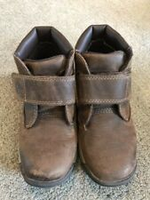 Timberland Earthkeepers Timber Tykes Hook Loop Boots Toddler Size 10.5