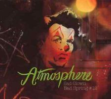 Atmosphere - Sad Clown Bad Spring 12 [New CD] Extended Play, Digipack Packaging