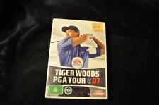 Tiger Woods PGA Tour 07 Nintendo Wii Game USED WII EA SPORTS PAL