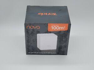 Tenda Nova AC1200 Whole Home Mesh WiFi System 100 meter square 1-Pack