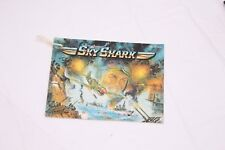 Nintendo NES -  Sky Shark - Instruction Manual Only