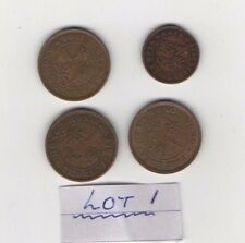 HONG KONG COINS 4 IN TOTAL.1960+ LOT 1 reduced price