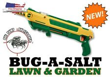 Bug-A-Salt 2. Insect Eradication Gun Lawn Garden Edition Genuine NEW!!!