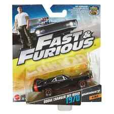 1:55 Scale Mattel FCF36 Fast & Furious 1970 Dodge Charger Off-Road - BNIP