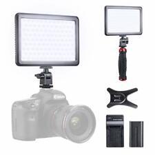 K&F Concept LED Camera/Camcorder Video Light Panel Panel Lamp Dimmable Fr DSLR