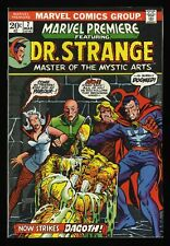 Marvel Premiere #7 VF/NM 9.0 Comics Doctor Strange!