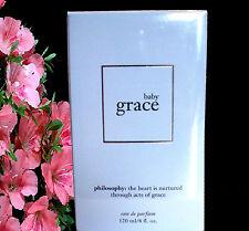PHILOSOPHY BABY GRACE EAU DE PARFUM FRAGRANCE SPRAY 4 OZ. JUMBO - SEALED IN BOX