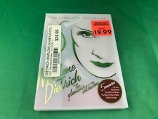Marlene Dietrich: The Glamour Collection (DVD, 2006, 2-Disc Set) - Brand New