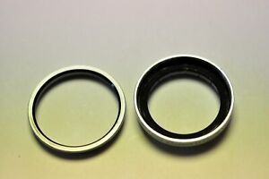 """Kodak series VI push on retaining ring with a mount of 1 13/32"""" or 35.5mm."""