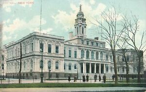NEW YORK CITY - City Hall