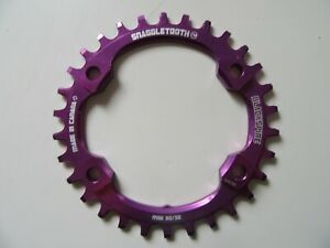 Blackspire 30 tooth Narrow Wide chainring Shimano M8000 30t 96mm BCD NEW (3320)