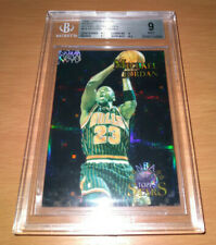 1996-97 Topps Stars ATOMIC REFRACTOR #24 Michael Jordan BGS 9 MINT 90s Insert SP