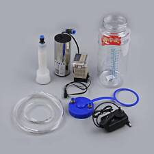 2L Electric Milking Machine Vacuum Impulse Pump Stainless Steel Cow Milker