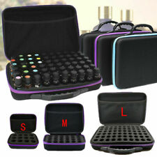 Essential Oil Case 60/30/12 Bottles 5/10/15mL Perfume Essential Oil Storage Box