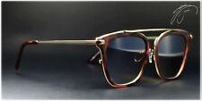 Sonnenbrille Retro Elegante Damen Herren Fliegerbrille Braun Rose co 1010