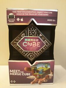 Meet The Merge Cube Hold Holograms In The Palm Of Your Hands **NEW**