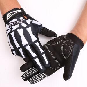 Cycling Gloves Full Finger Gel Liner Road Bike Mountain Bike Gloves