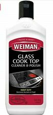 Weiman 10 Oz. Glass Cook Top Cleaner & Polish
