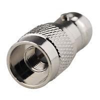 SMA Male Plug to Female BNC Jack Female Straight WIFI RF Coax Adapter Connector