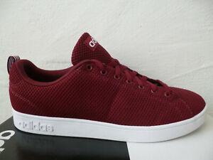 Adidas Sportschuhe ADVANTAGE CL Sneakers Schnürschuhe bordeaux NEU!
