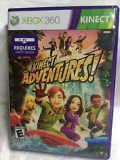 Kinect Adventures! Video Game  Xbox 360 Kinect  Complete game