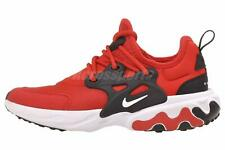 Nike React Presto GS Kids Youth Running Shoes Red CU4866-600