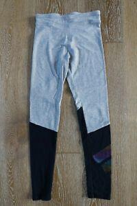 Adidas Girls Athletic Leggings Size M(10-12) GUC