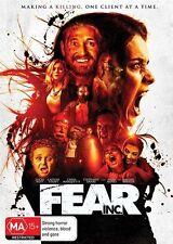 Fear Inc. (DVD)