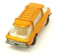 Matchbox No 22 Freeman Inter-City Commuter 1970 Toy Car Diecast Vintage J114