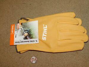 STIHL HOMESCAPER SERIES Glove Large WORK GARDEN GLOVES 7010 884 1104