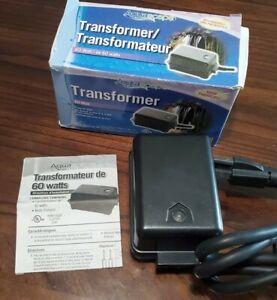 Aquascape 60-Watt 12 Volt Transformer w/ Photocell