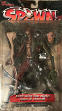 "REANIMATED SPAWN 7"" Figure - McFarlane Toys 1998 Series 12"