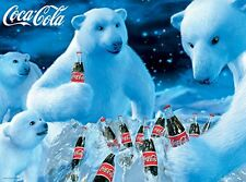 Buffalo Games Coca-Cola: Polar Bears - 1000Piece Jigsaw Puzzle by Puzzle