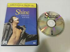 SHINE EL RESPLANDOR DE UN GENIO GEOFFREY RUSH DVD ESPAÑOL ENGLISH GERMAN