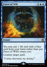 MTG Magic - (M) Eternal Masters - Force of Will - NM