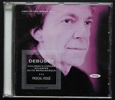 Pascal Roge - Debussy: Children's Corner; Estampes; Suite Bergamasque (CD)
