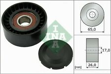 Aux Belt Idler Pulley 532055710 INA Guide Deflection 059903341G 059903341H New