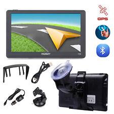 """XGODY 7"""" Auto Car Truck GPS Navigation SAT NAV 8GB Bluetooth AV-IN Navigator FM"""