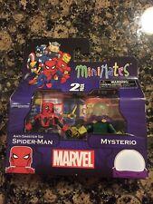 Marvel Minimates TRU Series 19 Anti-Sinister Six Spider-Man Mysterio
